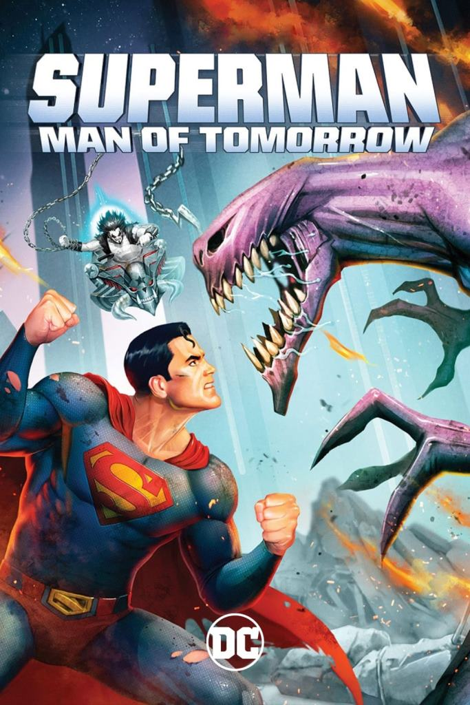 Superman: Man of Tomorrow (2020) HD 1080p Latino