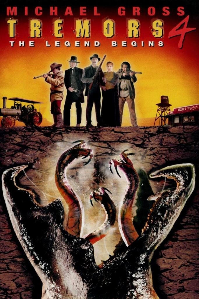 Terror bajo la tierra 4 (2004) HD 1080p Latino