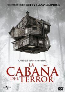 La cabaña del terror (2012) HD 1080p Latino