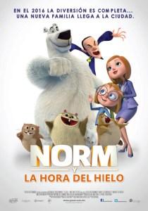 Norm y la hora del hielo (2016) HD 1080p Latino