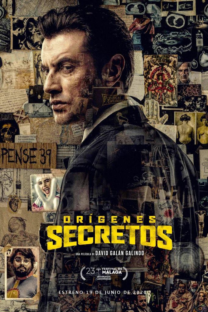 Orígenes secretos (2020) HD 1080p Castellano