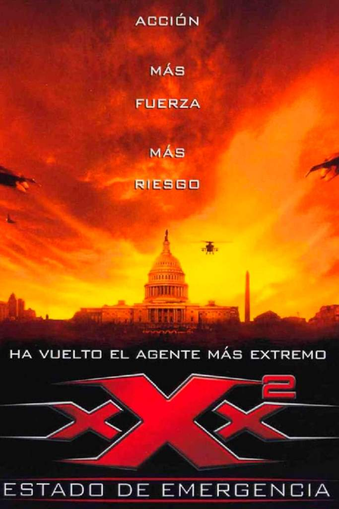 Triple X 2: Estado de emergencia (2005) HD 1080p Latino