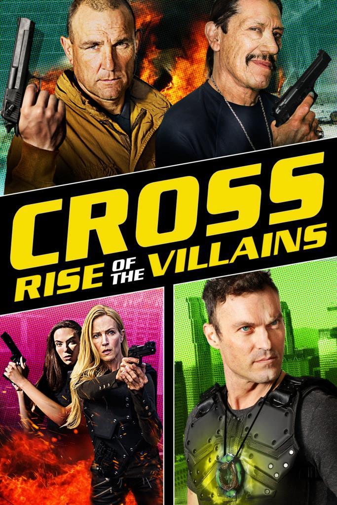 Cross: el ascenso de los villanos (2020) HD 1080p Latino