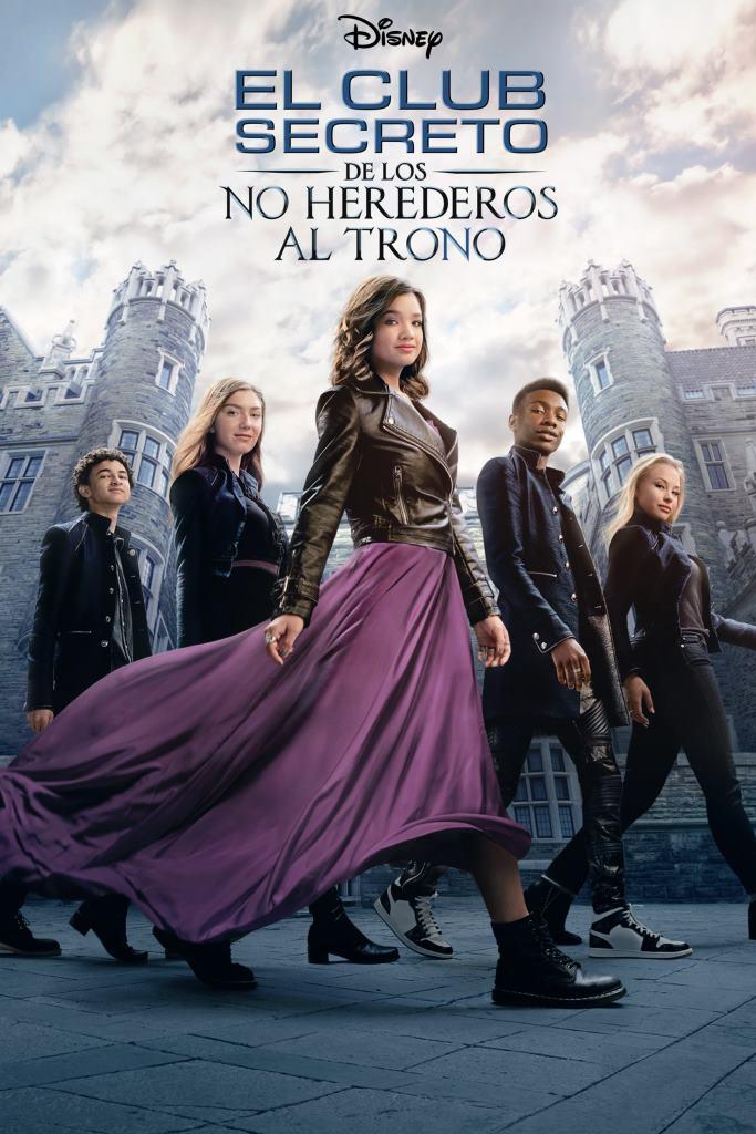 El club secreto de los no herederos al trono (2020) HD 1080p Latino