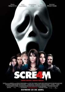 La máscara de la muerte 4 (2011) HD 1080p Latino