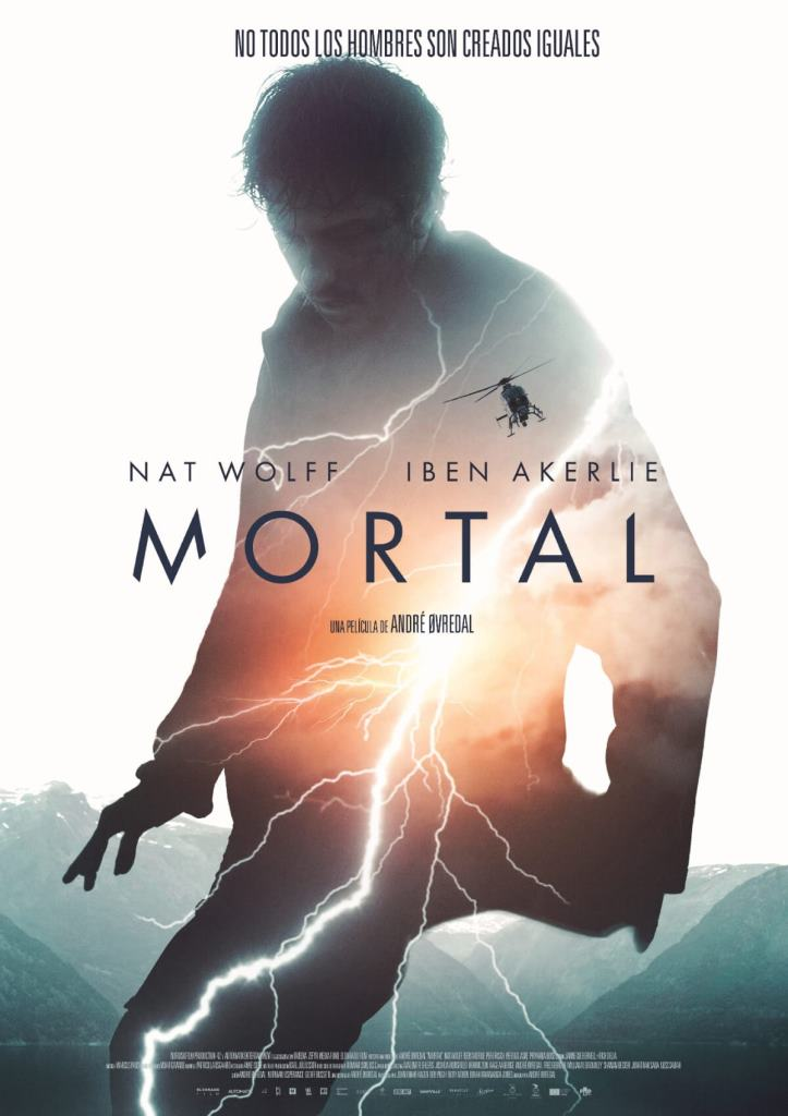 Mortal (2020) HD 1080p Latino