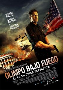 Olimpo bajo fuego (2013) HD 1080p Latino