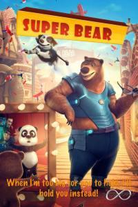 Super papá oso (2019) HD 1080p Latino