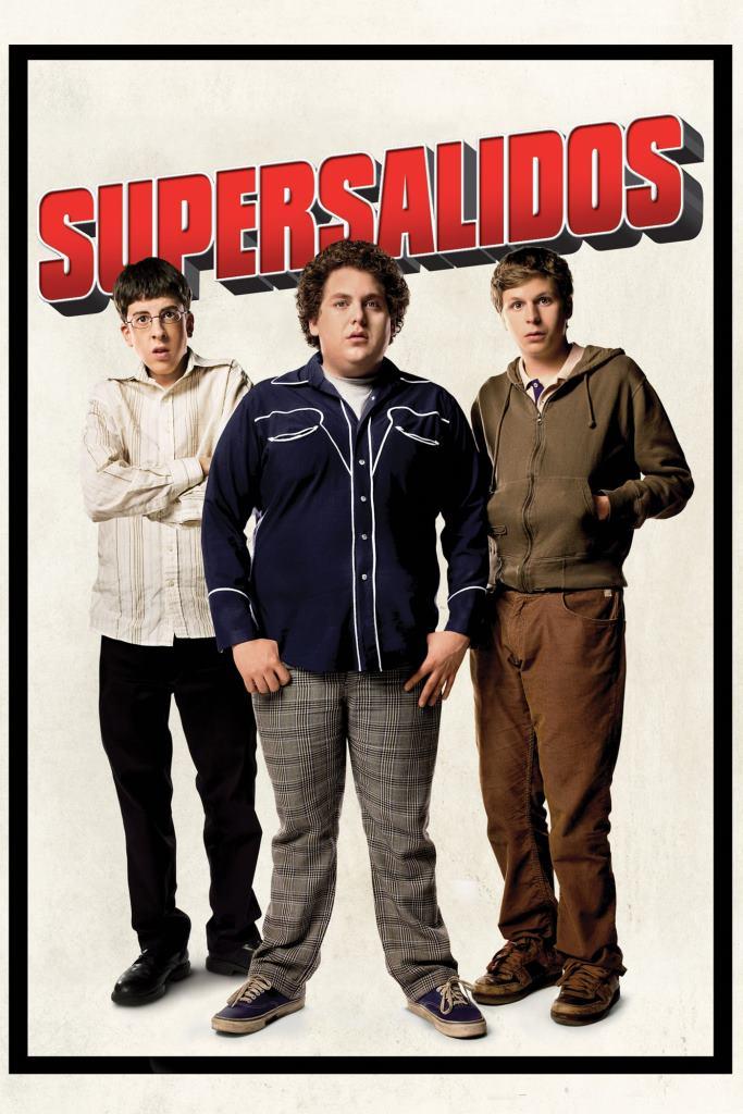 Supersalidos (2007) HD 1080p Latino