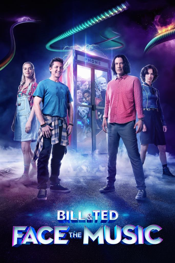 Bill & Ted Face the Music (2020) HD 1080p Latino