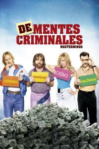 De-mentes criminales (2016) HD 1080p Latino