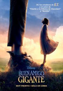 El buen amigo gigante (2016) HD 1080p Latino