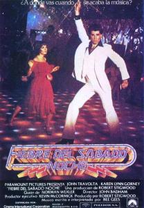 Fiebre del sábado noche (1977) HD 1080p Latino