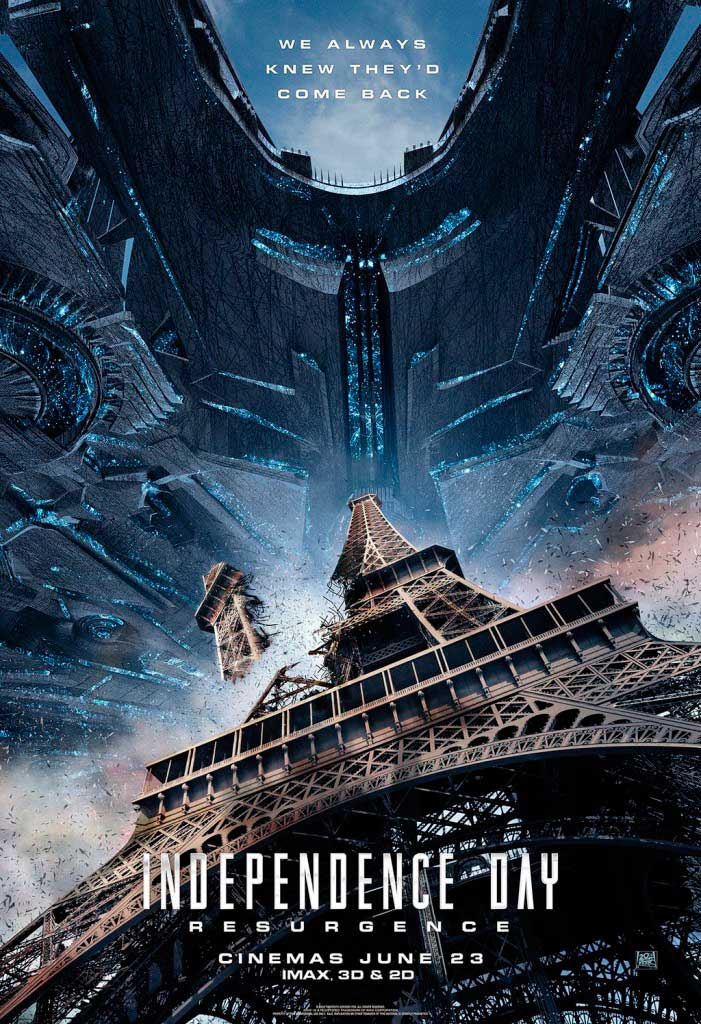Independence Day: contraataque (2016) HD 1080p Latino