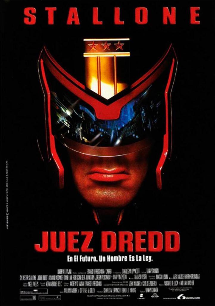 Juez Dredd (1995) HD 1080p Latino