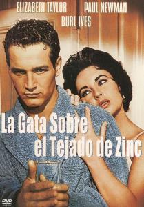 La gata sobre el tejado de zinc (1958) HD 1080p Latino