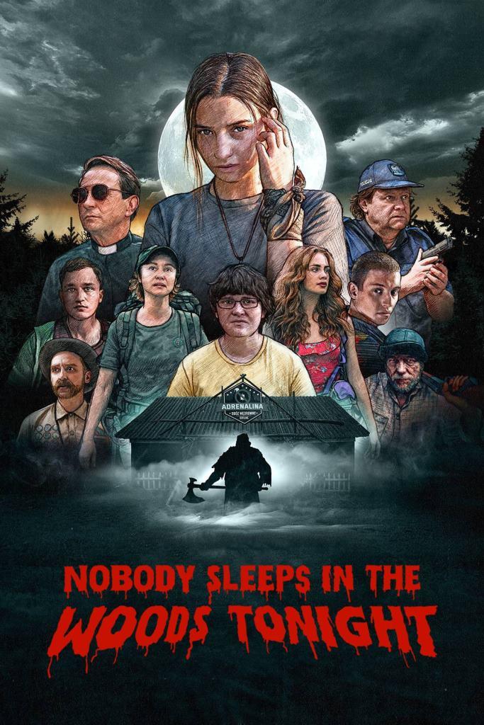 Nadie duerme en el bosque esta noche (2020) HD 1080p Latino