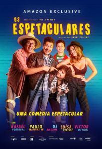 Os Espetaculares (2020) HD 1080p Latino