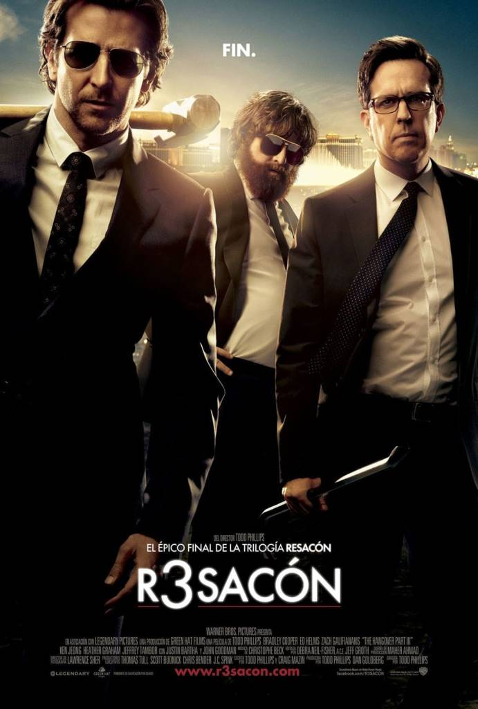 R3sacón (2013) HD 1080p Latino