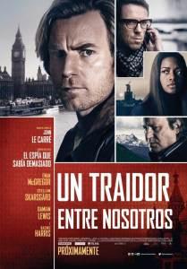 Un traidor entre nosotros (2016) HD 1080p Latino