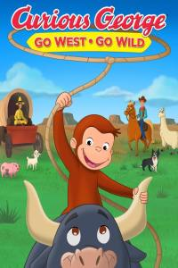 Curious George: Go West, Go Wild (2020) HD 1080p Latino