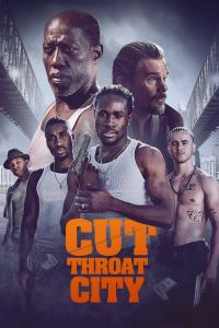 Cut Throat City (2020) HD 1080p Latino