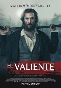 El valiente (2016) HD 1080p Latino