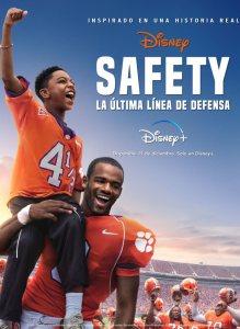 Safety: La última línea de defensa (2020) HD 1080p Latino
