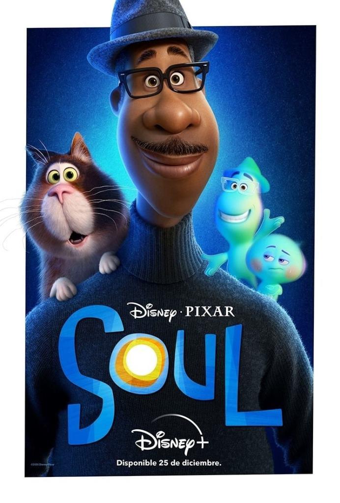 Soul (2020) HD 1080p Latino
