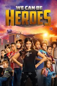 Superheroicos (2020) HD 1080p Latino