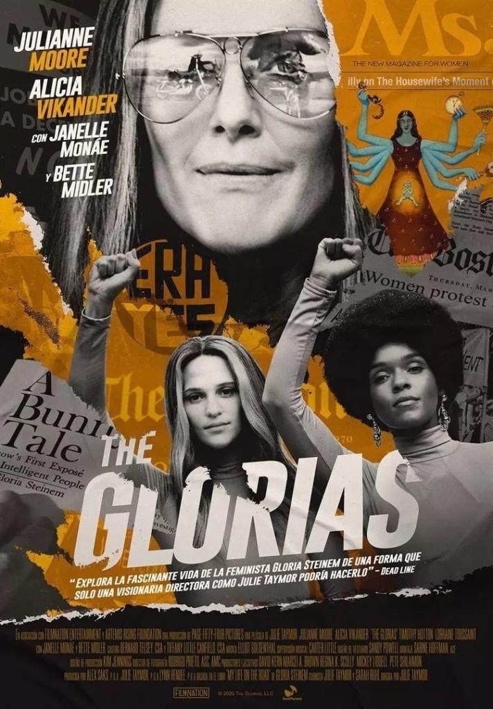 The Glorias (2020) HD 1080p Latino