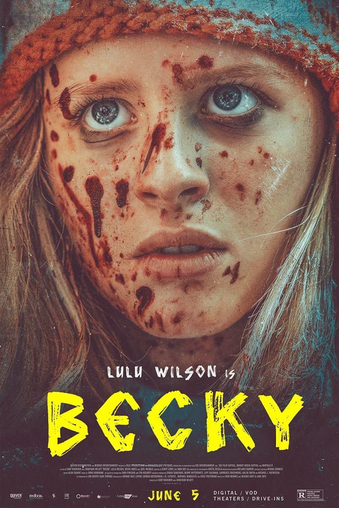 Becky (2020) HD 1080p Latino