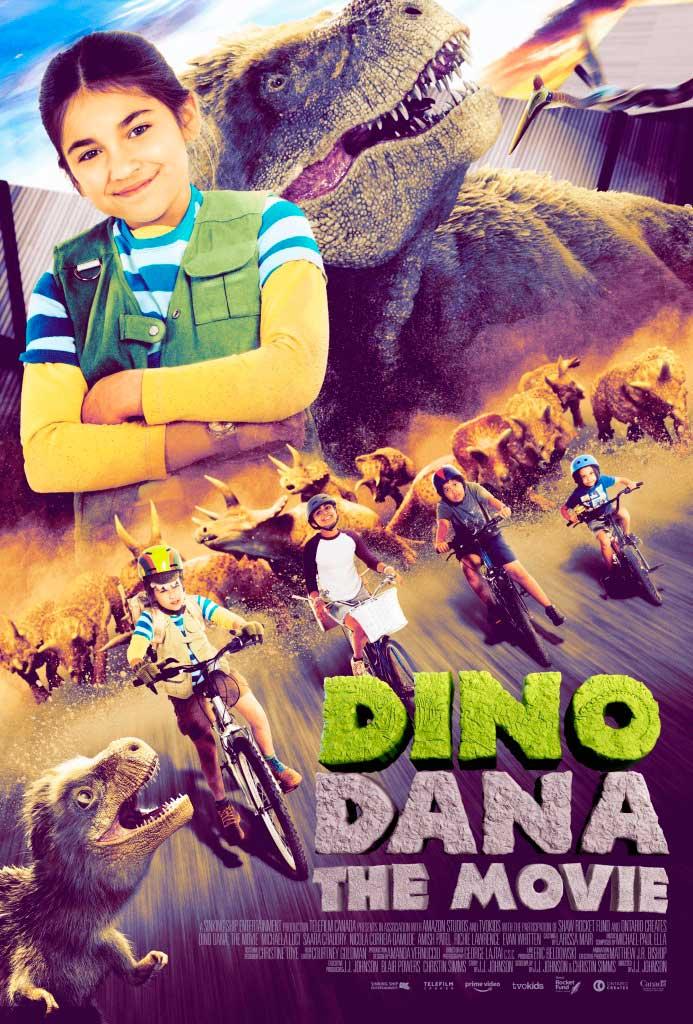 Dino Dana: La Película (2020) HD 1080p Latino