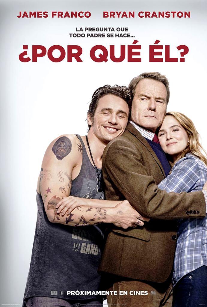 ¿Por qué él? (2016) HD 1080p Latino