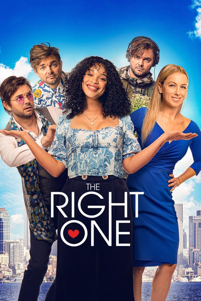 The Right One (2021) HD 1080p Latino