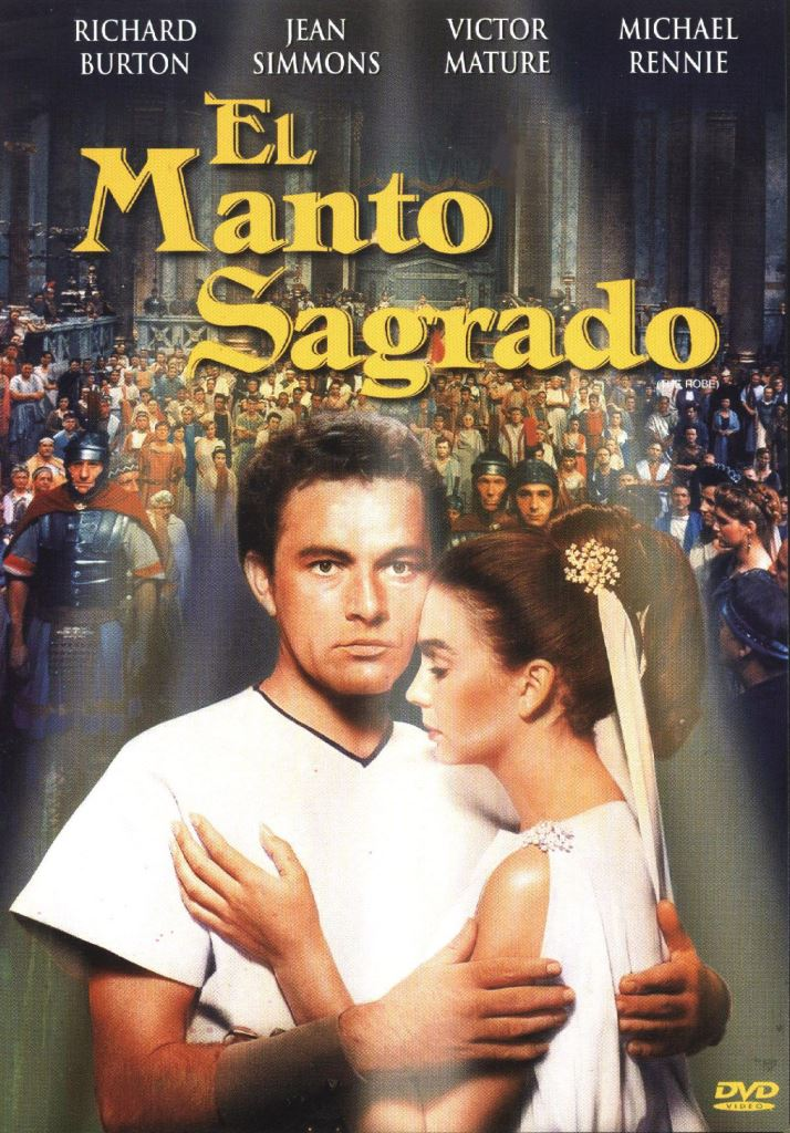 El manto sagrado (1953) HD 1080p Latino