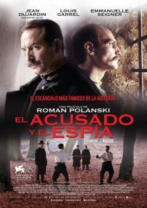 El acusado y el espía (2019) HD 1080p Latino