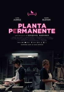 Planta permanente (2019) HD 1080p Latino