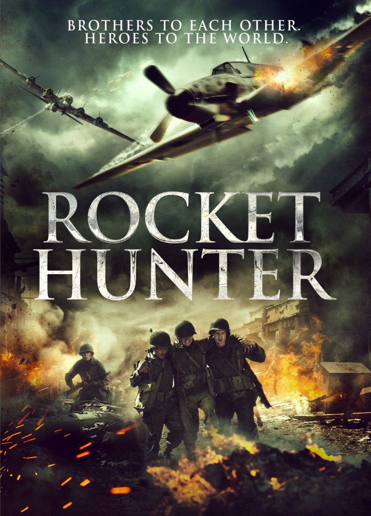 Rocket Hunter (2020) HD 1080p Latino