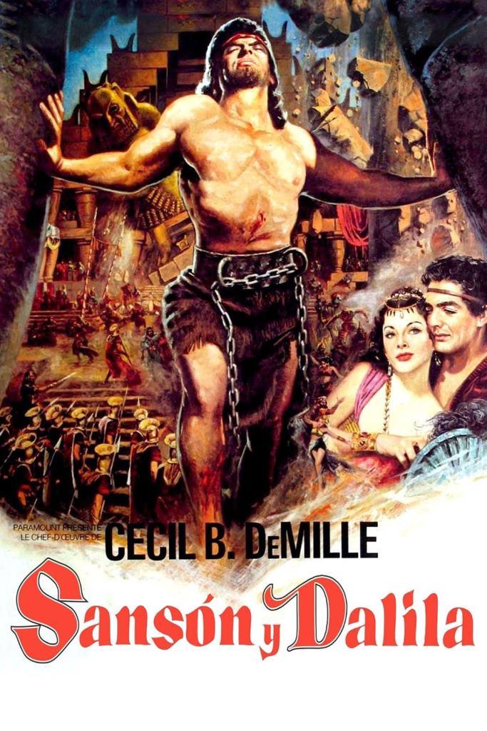 Sansón y Dalila (1949) HD 1080p Latino