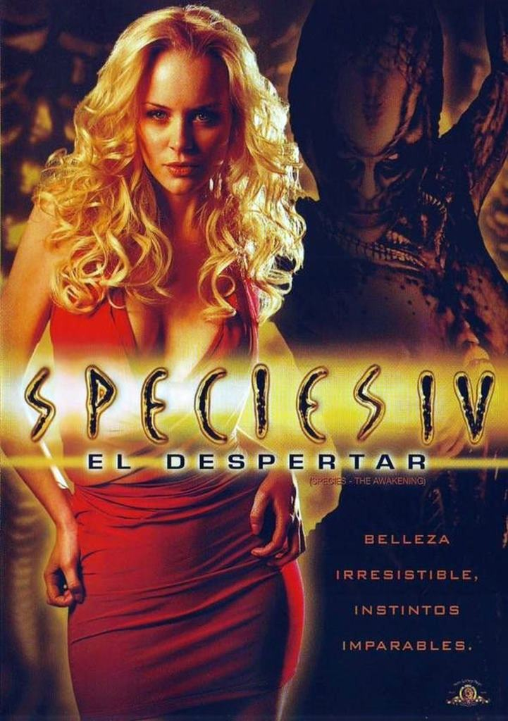Species IV: El despertar (2007) HD 1080p Latino