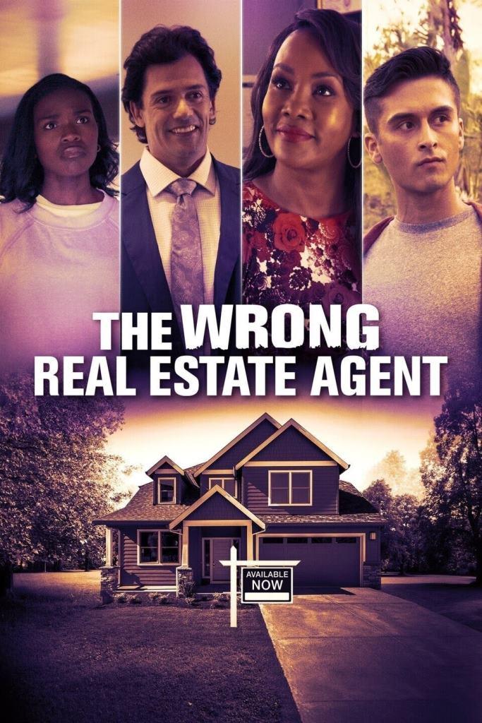 The Wrong Real Estate Agent (2021) HD 1080p Latino