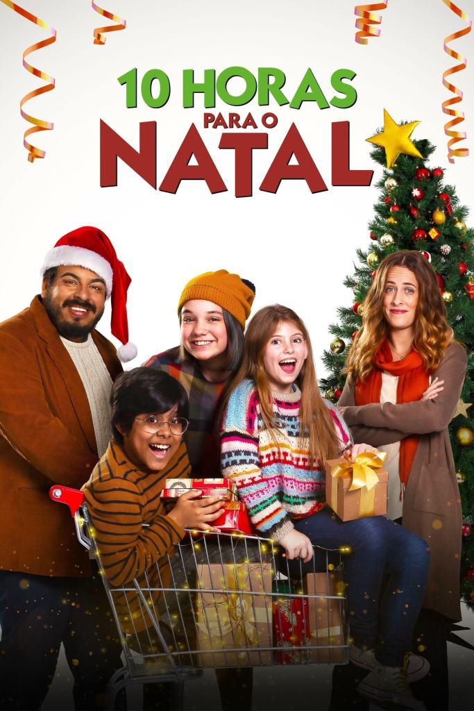 10 Horas para o Natal (2020) HD 1080p Latino