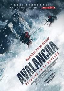Avalancha: desastre en la montaña (2019) HD 1080p Latino
