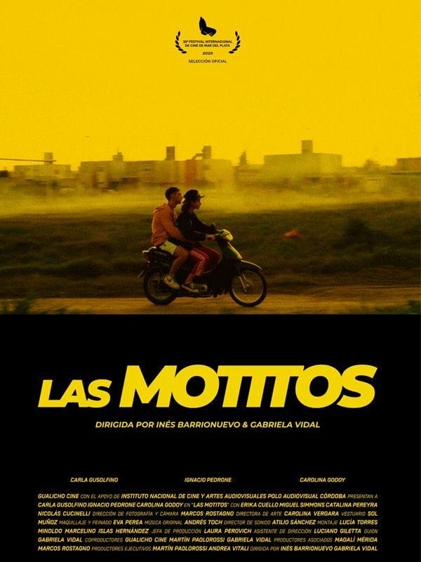 Las motitos (2020) HD 1080p Latino