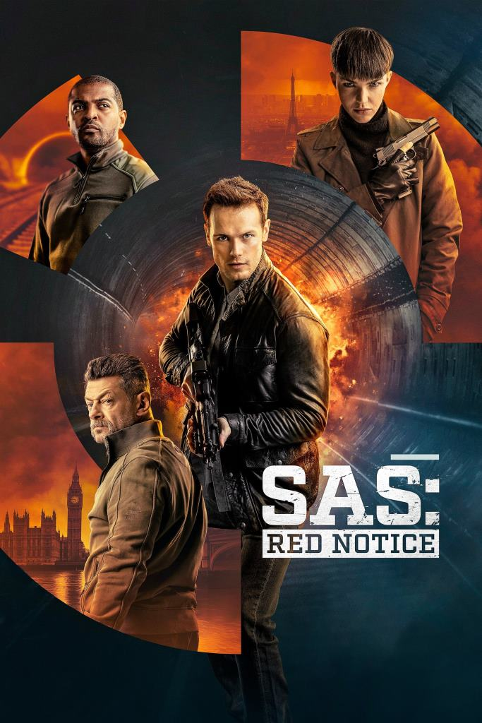 SAS: Red Notice (2021) HD 1080p Subtitulado