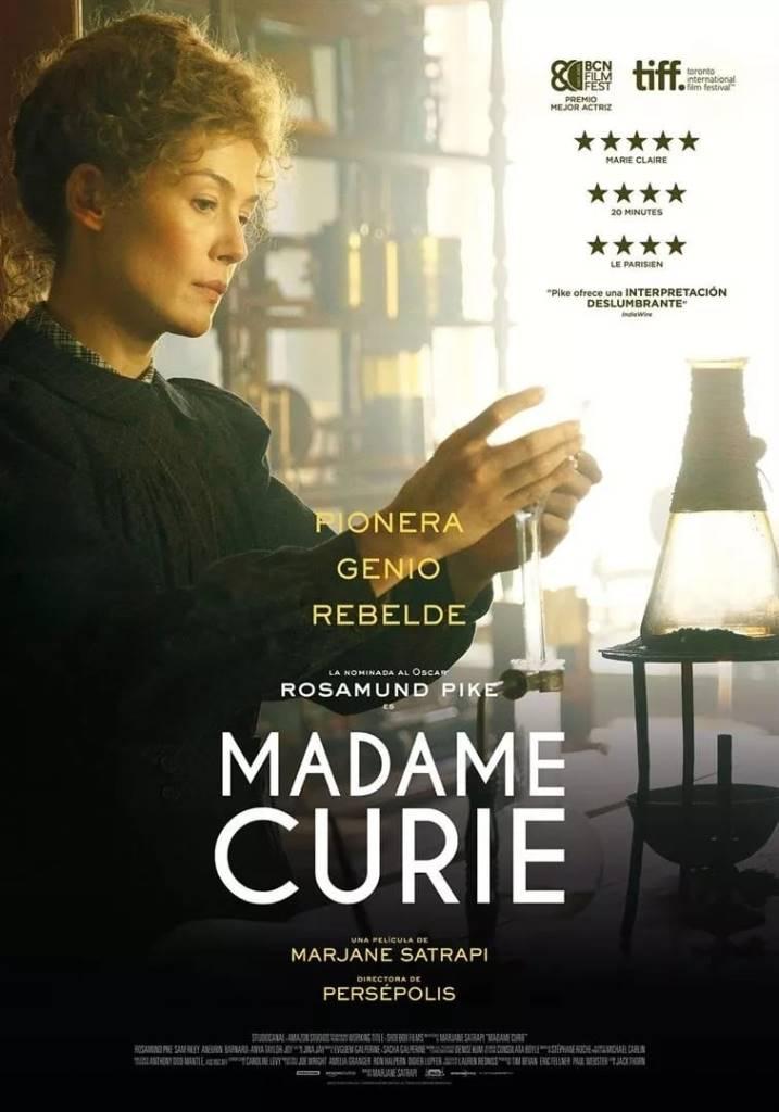 Madame Curie (2020) HD 1080p Latino
