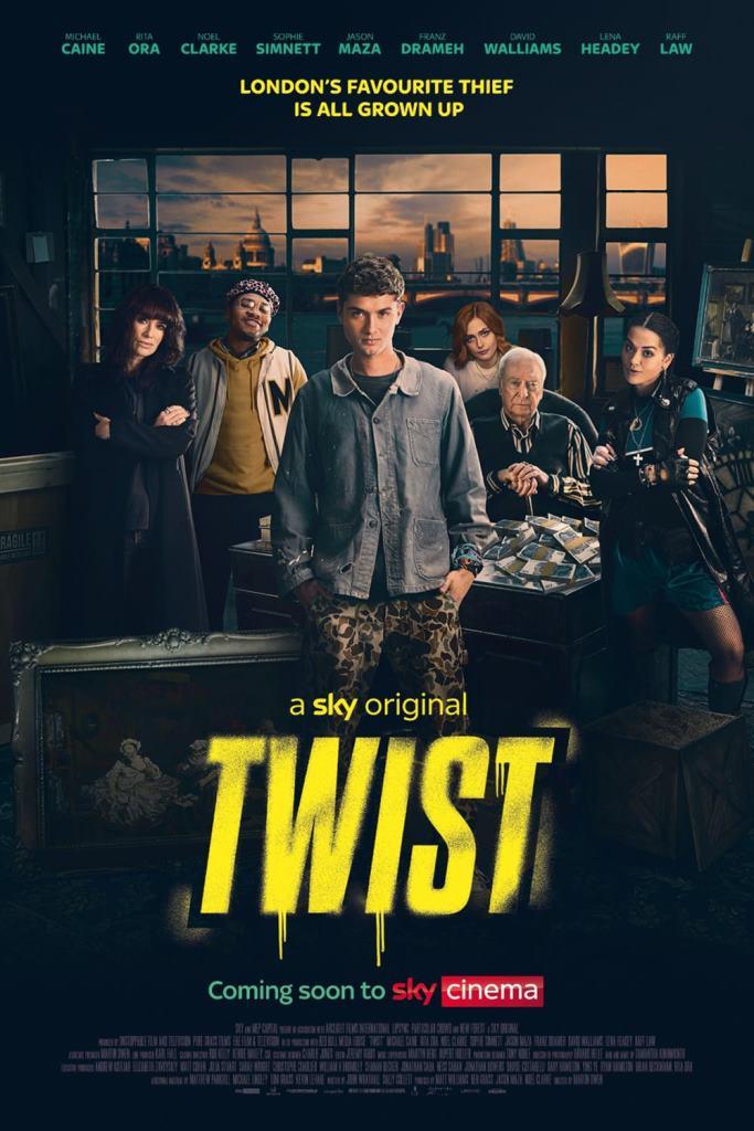 Twist (2021) HD 1080p Latino