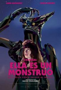 Ella es un monstruo (2017) HD 1080p Latino