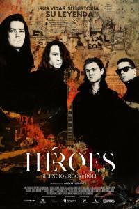 Héroes: silencio y rock & roll (2021) HD 1080p Castellano